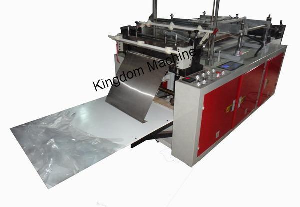 Maquina para fabricar guantes plastico