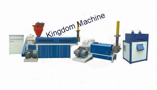Waste Plastics Recycling Machine